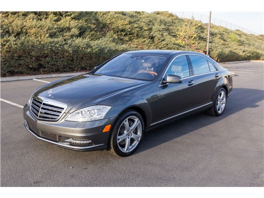 2012 Mercedes-Benz S600 for sale in Benicia, California 94510