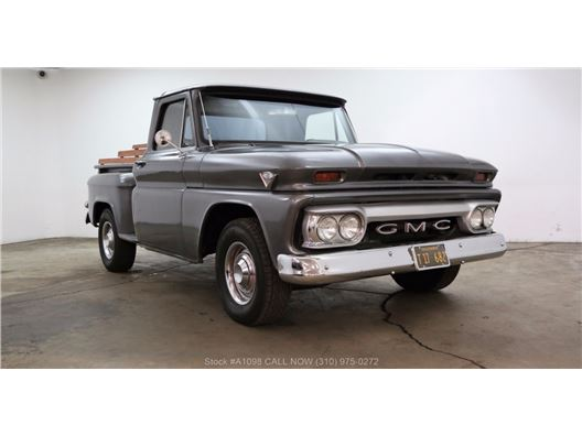 1965 GMC Series 1000 1/2 Ton Stepside Pickup for sale in Los Angeles, California 90063