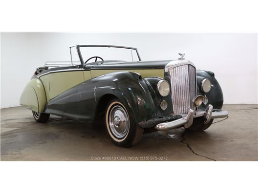 1952 Bentley R-Type Drophead for sale in Los Angeles, California 90063