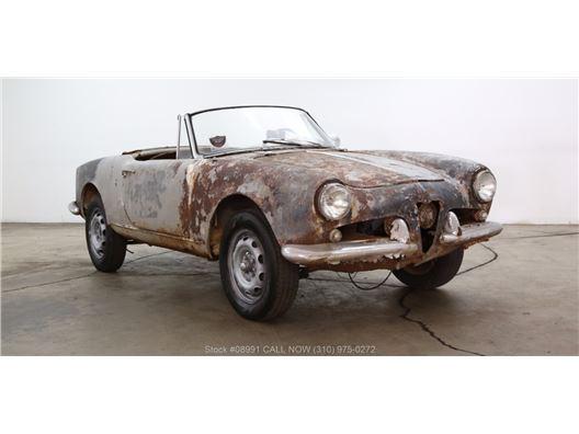 1961 Alfa Romeo Giulietta Spider for sale in Los Angeles, California 90063