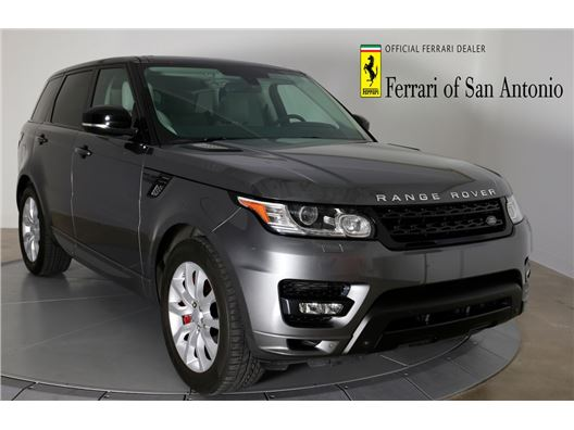 2015 Land Rover Range Rover Sport for sale in San Antonio, Texas 78257