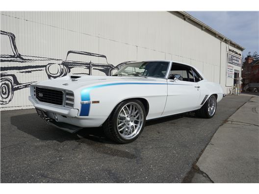 1969 Chevrolet Camaro for sale in Pleasanton, California 94566