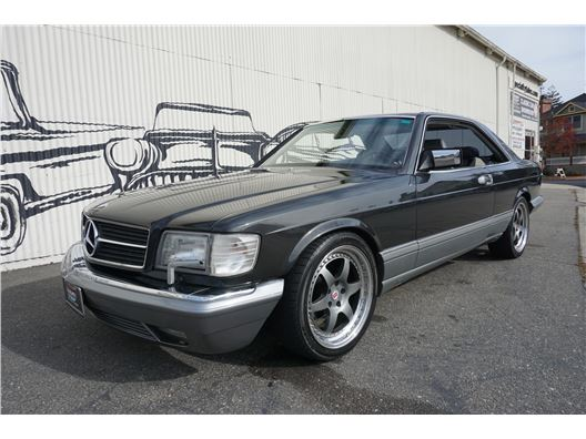 1988 Mercedes-Benz 560SEC for sale in Pleasanton, California 94566
