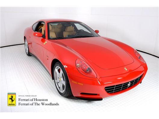 2005 Ferrari 612 Scaglietti for sale in Houston, Texas 77057
