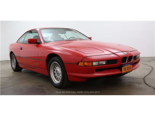 1992 BMW 850i for sale in Los Angeles, California 90063