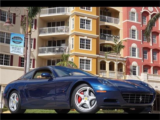 2005 Ferrari 612 Scaglietti for sale in Naples, Florida 34104