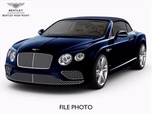 2018 Bentley Continental GTC for sale in High Point, North Carolina 27262