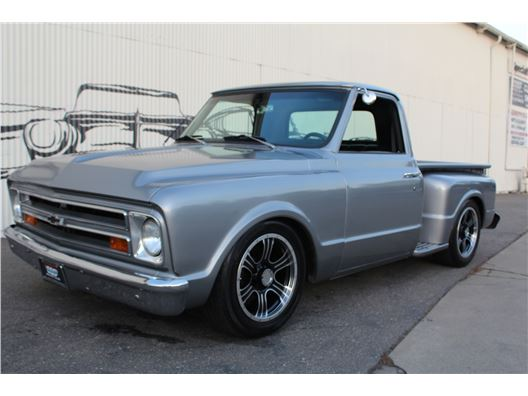 1967 Chevrolet C10 for sale in Pleasanton, California 94566