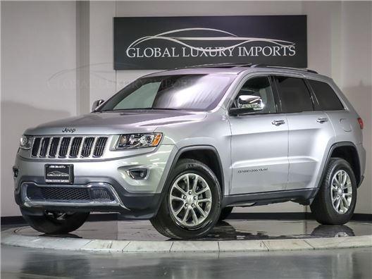 2014 Jeep Grand Cherokee for sale in Burr Ridge, Illinois 60527