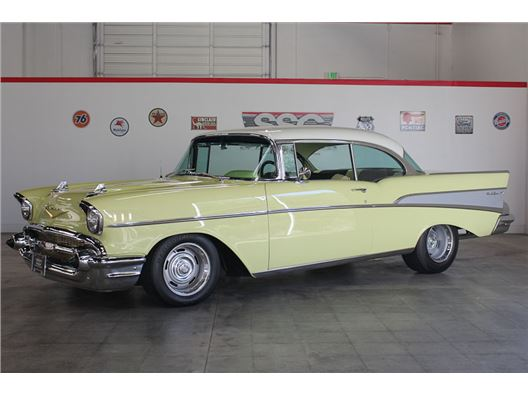 1957 Chevrolet Bel Air for sale in Fairfield, California 94534
