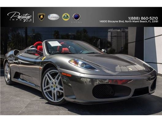 2007 Ferrari 430 for sale in North Miami Beach, Florida 33181