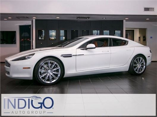 2012 Aston Martin Rapide for sale in Houston, Texas 77090