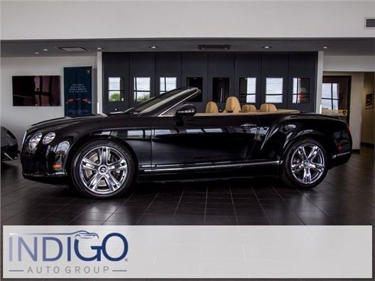 2013 Bentley Continental GTC for sale in Houston, Texas 77090