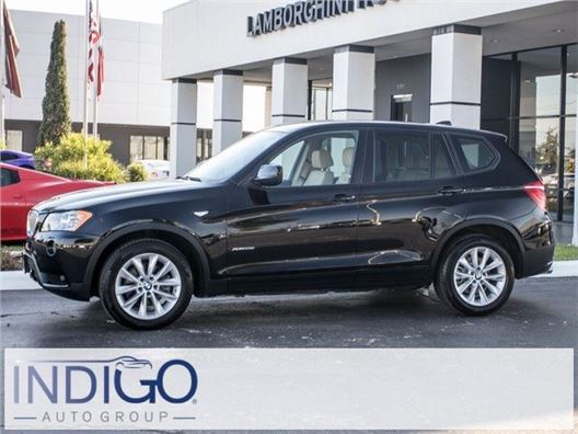 2014 BMW X3 for sale in Houston, Texas 77090