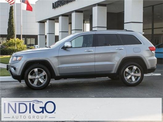 2015 Jeep Grand Cherokee for sale in Houston, Texas 77090