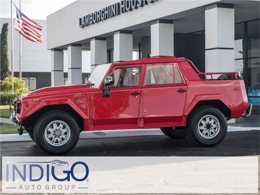 1990 Lamborghini LM002 for sale in Houston, Texas 77090
