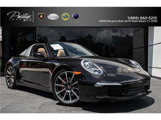 2014 Porsche 911 for sale in North Miami Beach, Florida 33181