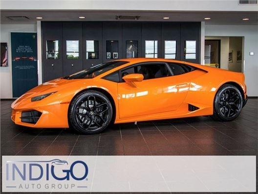2017 Lamborghini LP580-2 for sale in Houston, Texas 77090