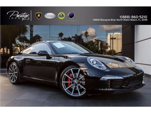 2012 Porsche 911 for sale in North Miami Beach, Florida 33181