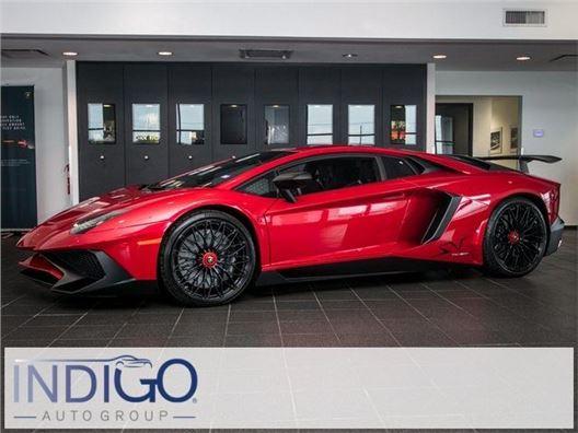 2016 Lamborghini LP750-4 for sale in Houston, Texas 77090