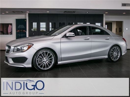 2016 Mercedes-Benz CLA for sale in Houston, Texas 77090