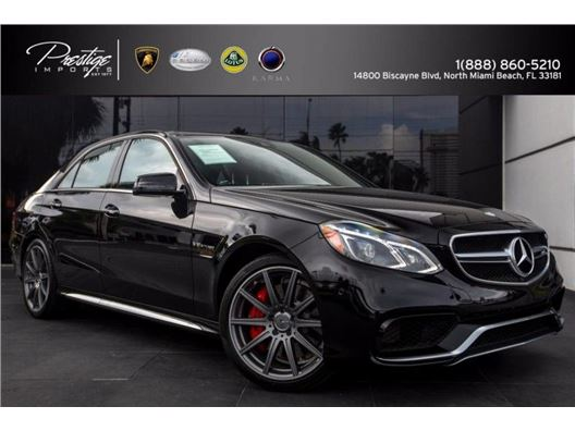 2016 Mercedes-Benz E-Class for sale in North Miami Beach, Florida 33181