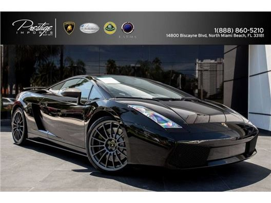 2008 Lamborghini Gallardo Superleggera for sale in North Miami Beach, Florida 33181