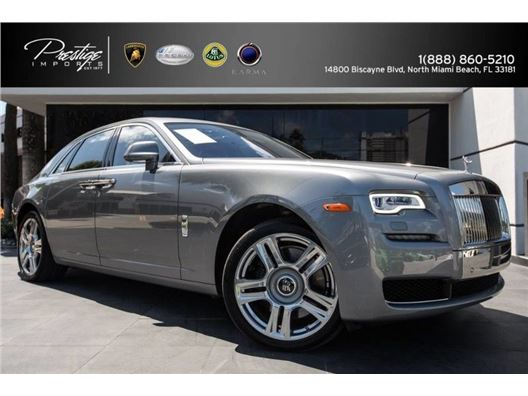 2015 Rolls-Royce Ghost for sale in North Miami Beach, Florida 33181
