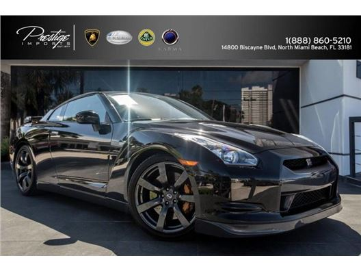 2010 Nissan GT-R for sale in North Miami Beach, Florida 33181