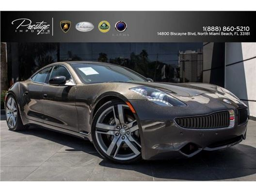2012 Fisker Karma for sale in North Miami Beach, Florida 33181
