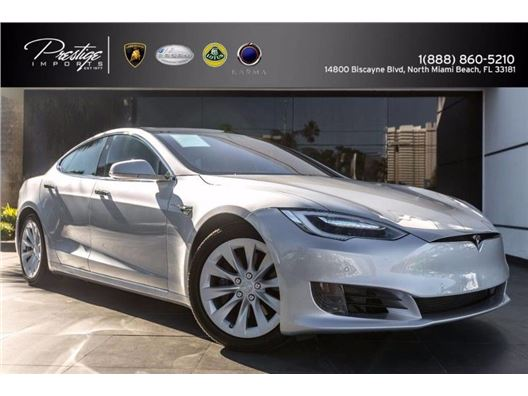 2016 Tesla Model S for sale in North Miami Beach, Florida 33181