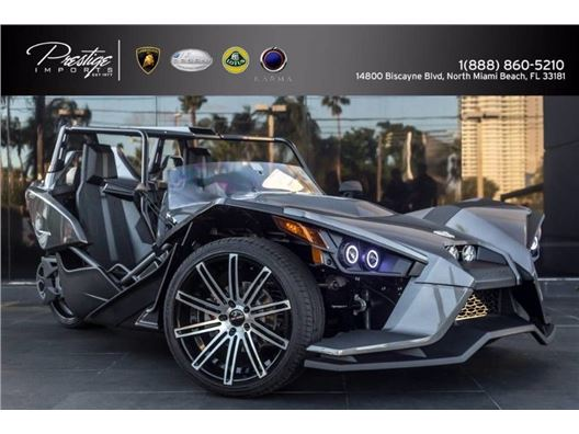 2015 No Make Polaris Slingshot for sale in North Miami Beach, Florida 33181