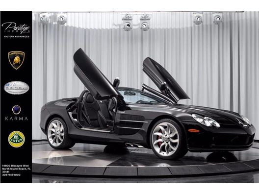 2008 Mercedes-Benz SLR McLaren for sale in North Miami Beach, Florida 33181