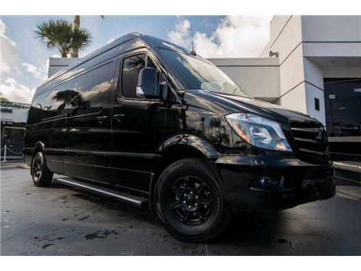 2015 Mercedes-Benz Sprinter Passenger Vans for sale in North Miami Beach, Florida 33181