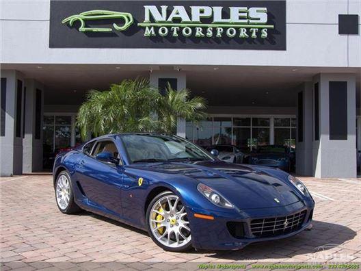 2008 Ferrari 599 GTB for sale in Naples, Florida 34104