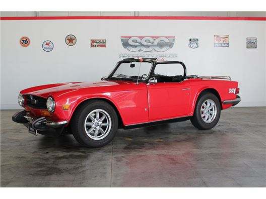 1974 Triumph TR6 for sale in Fairfield, California 94534