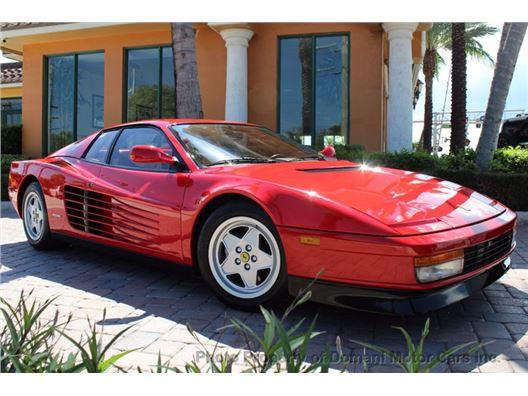 1989 Ferrari Testarossa for sale on GoCars.org