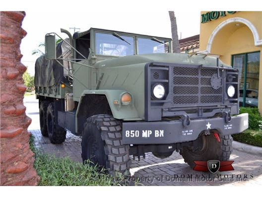 1984 AM General M923 for sale in Deerfield Beach, Florida 33441