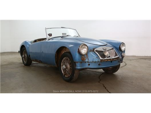 1960 MG A Roadster for sale in Los Angeles, California 90063