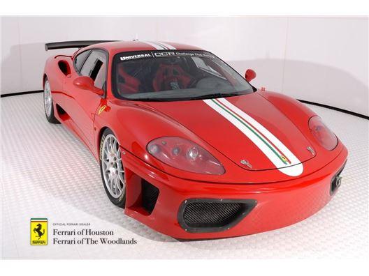 2001 Ferrari 360 CHALLENGE for sale in Houston, Texas 77057