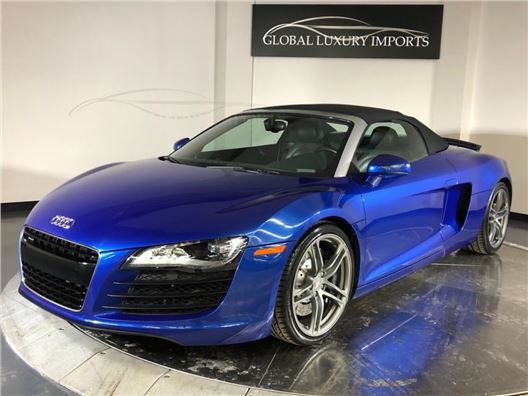 2012 Audi R8 for sale in Burr Ridge, Illinois 60527