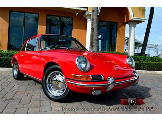 1965 Porsche 911 for sale in Deerfield Beach, Florida 33441