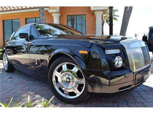 2009 Rolls-Royce Phantom Coupe for sale in Deerfield Beach, Florida 33441
