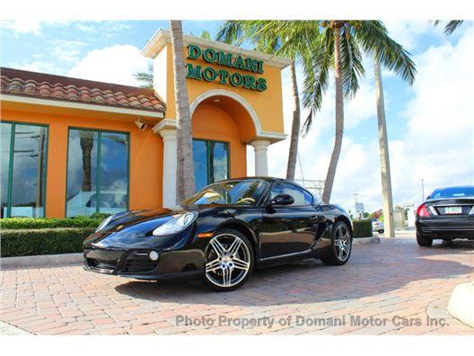 2011 Porsche Cayman for sale in Deerfield Beach, Florida 33441