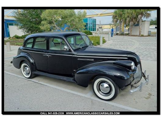 1939 Buick 40 Special for sale in Sarasota, Florida 34232