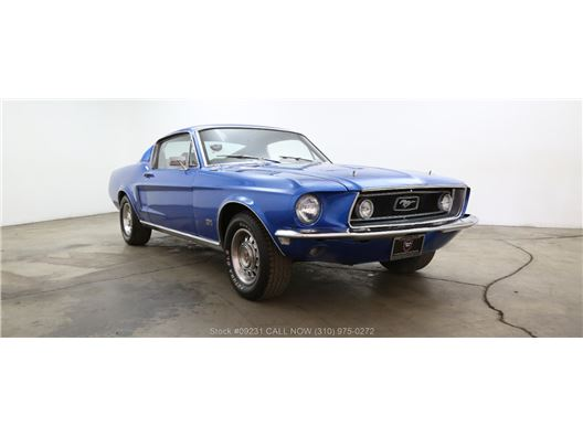 1968 Ford Mustang Fastback for sale in Los Angeles, California 90063