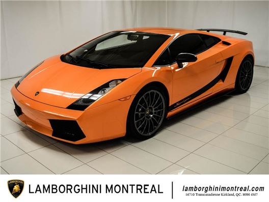 2008 Lamborghini Gallardo for sale in Montreal, Quebec H9H 4M7 Canada