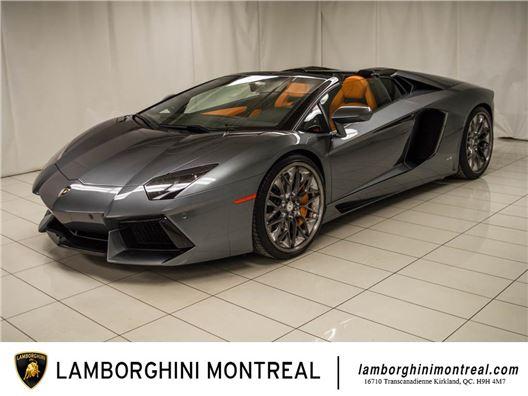 2015 Lamborghini Aventador for sale in Montreal, Quebec H9H 4M7 Canada