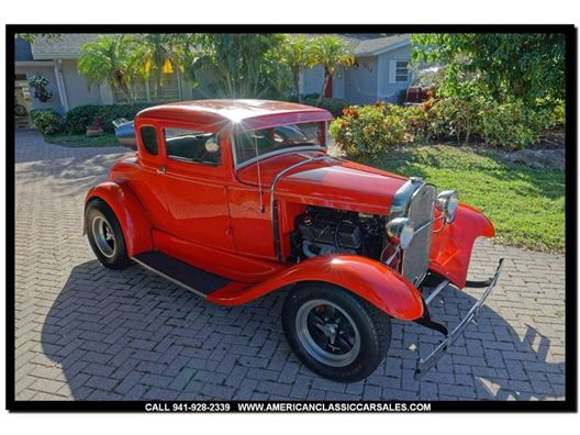 1931 Ford Coupe for sale in Sarasota, Florida 34232
