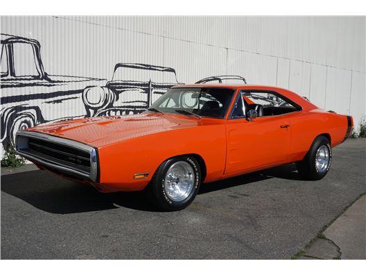 1970 Dodge Charger for sale in Pleasanton, California 94566